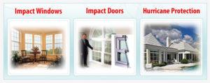 Replacement storm windows and doors